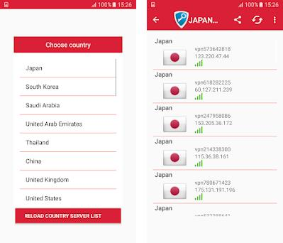 Japan VPN Free 1 2 apk download for Android • com pirdata japanvpn