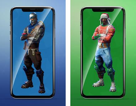 HD Fortnite Skins Free Wallpaper 0 1 apk download for Android • com