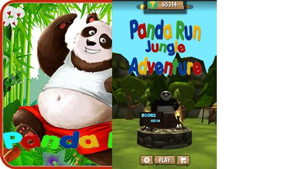 Panda Run:Jungle Adventure 3D on Windows PC Download Free - 1 0