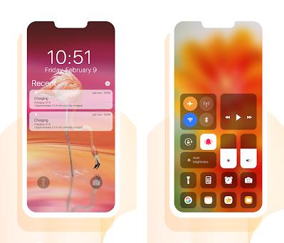 IOS12 Lock Screen 3 0 04052018 apk download for Android • com