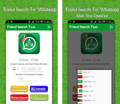 Friend Search for WhatsApp : Girlfriend Search 1 0 apk download for