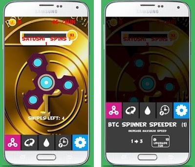 Super Bitcoin Spinner 1 0 apk download for Android • com