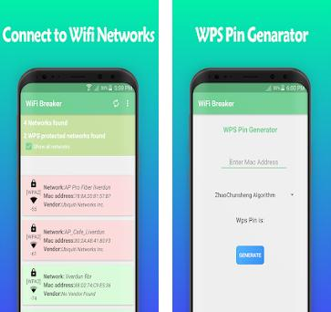 WiFi Breaker (WPS connect) 2 0 6 apk download for Android