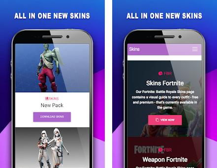 fortnite download skins for free pc
