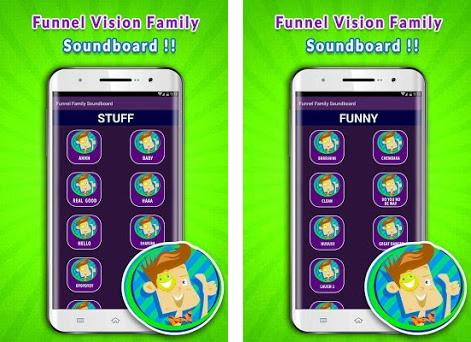 Funnel Vision Family - Soundboard on Windows PC Download Free - 1 1