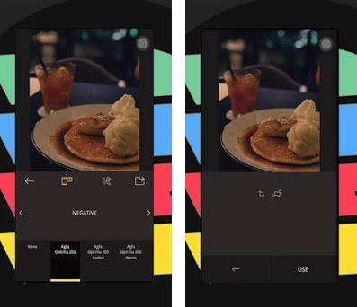 RNI Films for Android - Tips Imagem da captura de tela