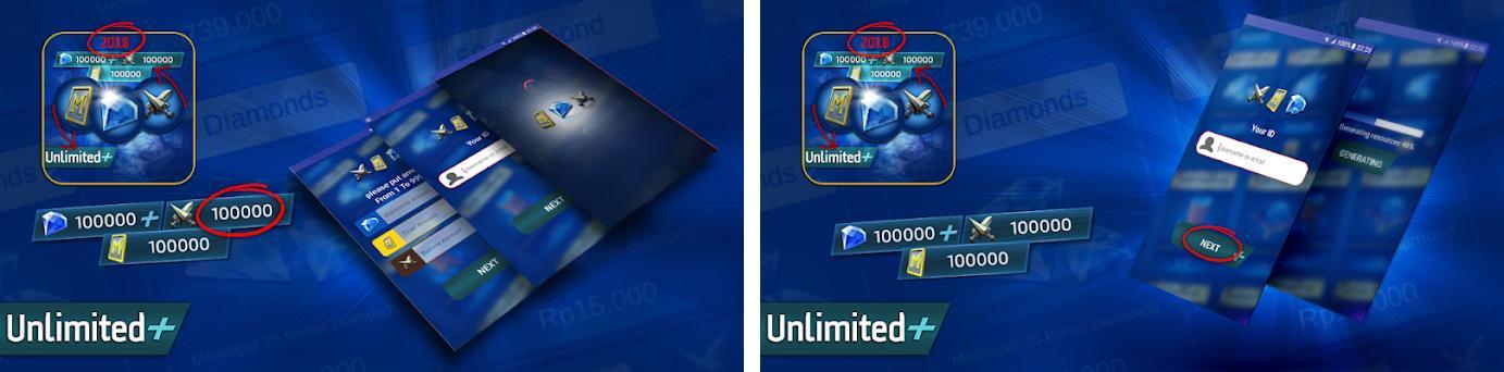 Instant mobile legends free diamond Daily Rewards 1 0 apk