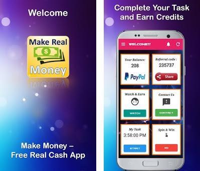 Make Money - Free Real Cash App 1 4 apk download for Android • com