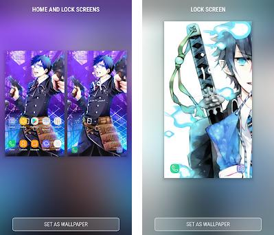 Blue Exorcist Wallpaper 2 0 Apk Download For Android Com