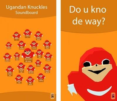 Ugandan Knuckles - NEW Meme Soundboard 2 0 apk download for Android