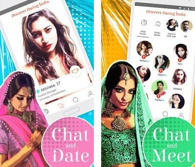 Desi Girls Chatting App Preview Screenshot