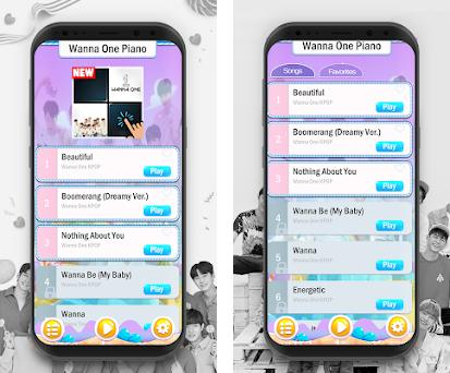 Wanna One Kpop Piano Game 1 0 apk download for Android • com