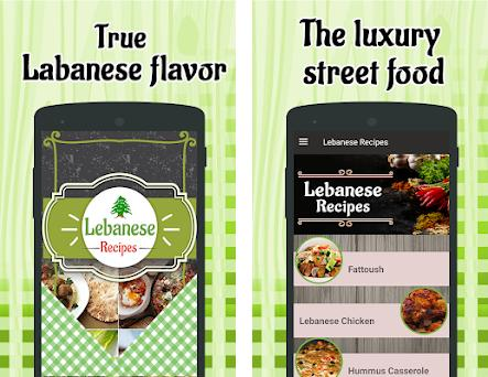 Lebanese food recipes arabic cook book 10 apk download for lebanese food recipes arabic cook book preview screenshot forumfinder Image collections