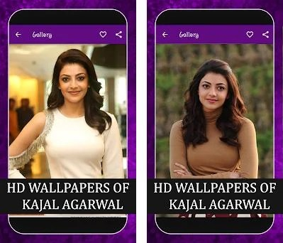 Kajal Agarwal HD Wallpapers 2 0 apk download for Android