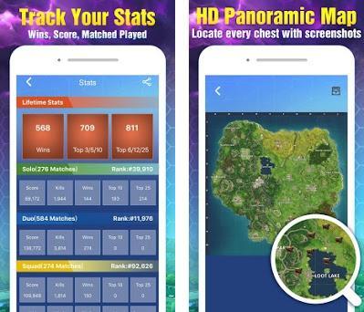 Stats Tracker for Fortnite - Dances Emotes 1 5 2 apk download for