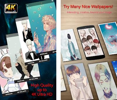 Cute Bts Wallpaper 10120022018 Apk Download For Android