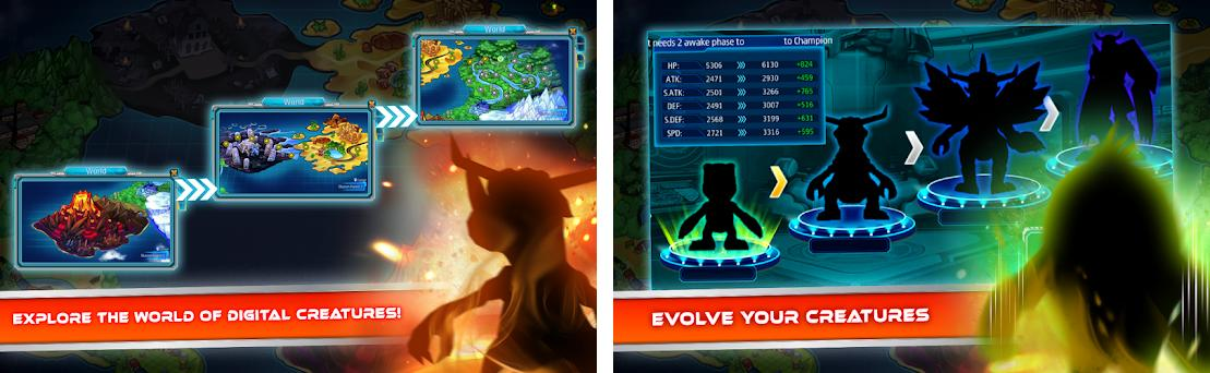 Fighters Evolution 1 3 0 Apk and OBB Data download for