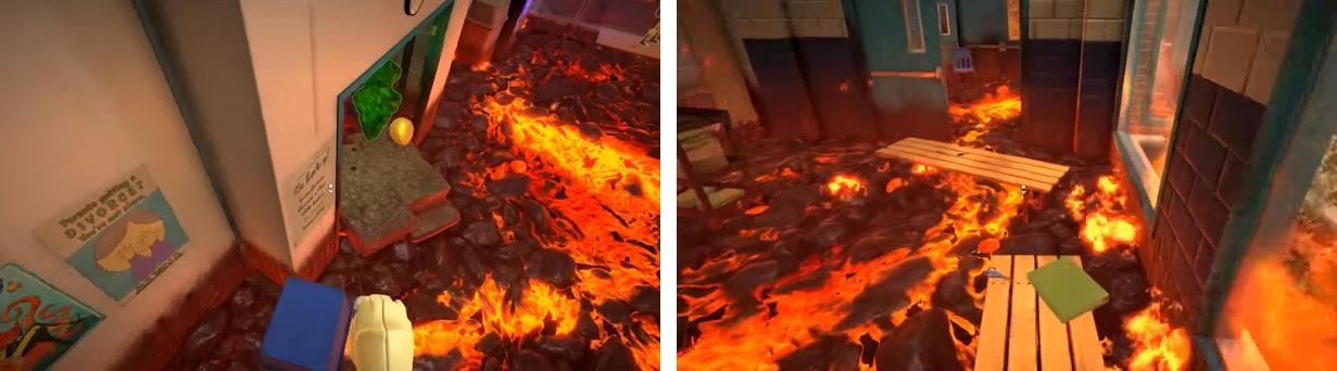 Hot Lava preview screenshot