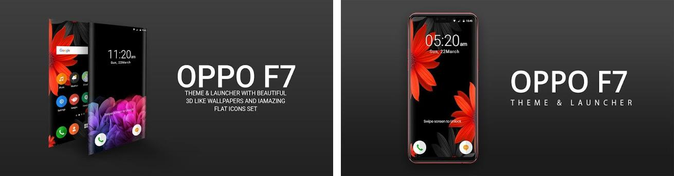 OppoF7 Theme 1 0 apk download for Android • sajjad s10 s9 iphone