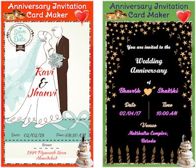 anniversary invitation card maker 2 0 apk download for android ob