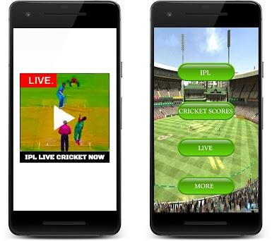 CRICKET HD NOW - Cricket TV, IPL Live (IPL 2018) 1 0 0 apk
