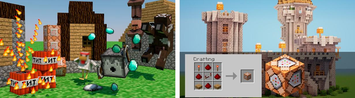 Command Block Maps And Mods For Minecraft 2444 Apk Download For