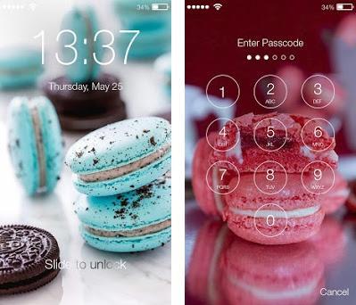 Macaron Cute Wallpaper Hd Smart Pin Lock Screen 1 0 Apk Download For