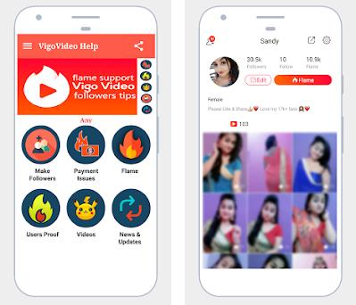 Vigo Video Flame & Followers 6 1 apk download for Android