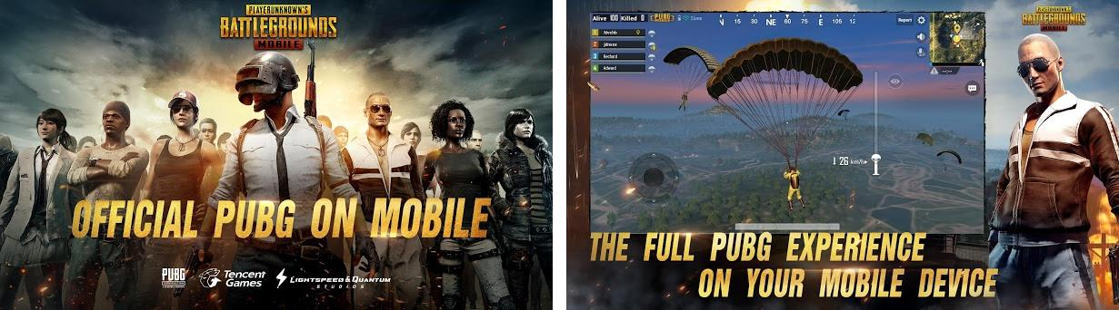 PUBG MOBILE 0 14 0 Apk and OBB Data download for Android