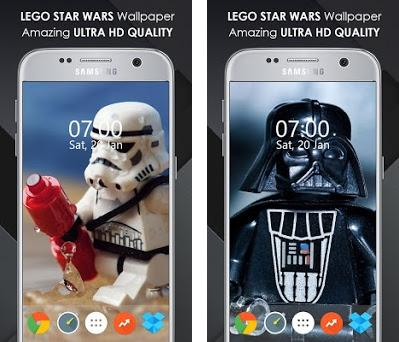 App preview. Best LEGO Star Wars Wallpapers ...