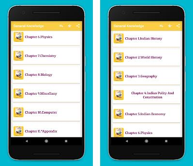 Lucent General Knowledge - OFFLINE 1 1 apk download for Android