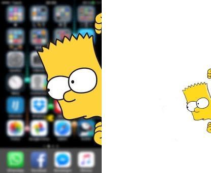 Bart Simpson Wallpaper HD Preview Screenshot