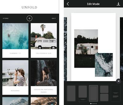 Unfold — Create Stories 4 1 4 apk download for Android • com