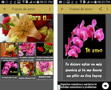 Flores Con Frases De Amor 1 0 Apk Download For Android Flores
