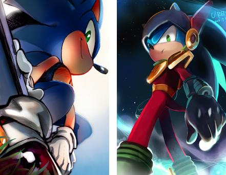 The Sonic Hedgehog Wallpaper Hd 4 1 Apk Download For Android Com
