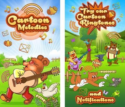Cartoon Ringtones Free ? Funny Sound Effects 1 2 apk