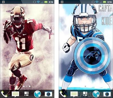 NFL Football Wallpapers | FreeWallpaperHD preview screenshot