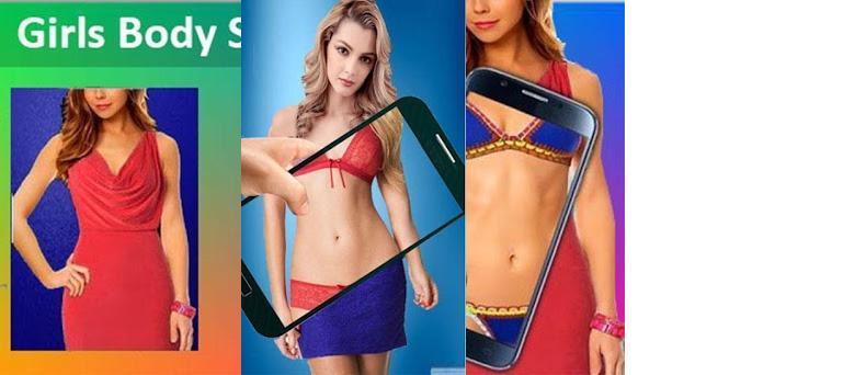 Body Scanner-Real Girls Cloth Xray Camera Prank 1 0 apk