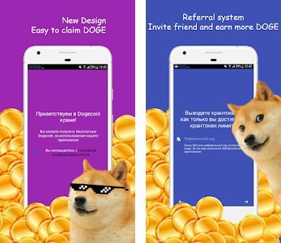 Dogeminer & dogecoin faucet - Free Dogecoin 1 3 apk download