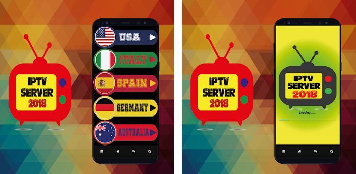 Daily Free IPTV server 2018 (New lists m3u) 1 1 apk download