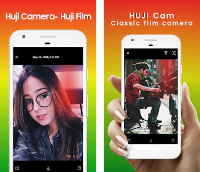 Huji Camera – Photo Filter 1998 1 0 apk download for Android