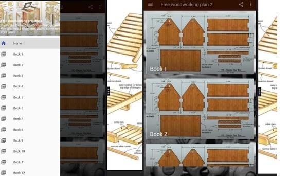 Free woodworking blueprints 2 11 apk download for android com app preview free woodworking blueprints malvernweather Gallery
