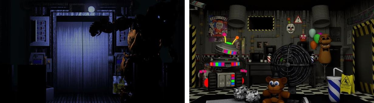 Ultimate Custom Night 1 35 apk download for Android • com
