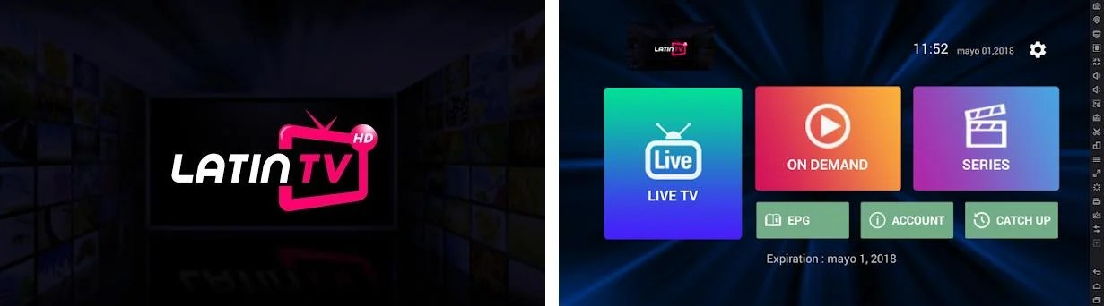 LATIN TV BOX 1 6 9 apk download for Android • com latintvhd