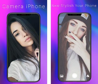 Stylish iCamera - OS 12 Camera - Phone 10 iCamera 1 6 8 apk download