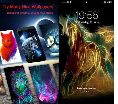 Super Cool Wallpapers 4k Hd Lockscreen 1 0 1 20042018 Apk Download