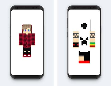 Zpekeno Skin For MCPE Apk Download For Android Comsanxo - Skins para minecraft zpekeno