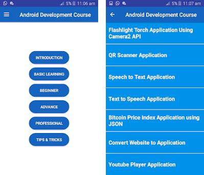 Learn Android App Development: Tutorials 4 0 apk download