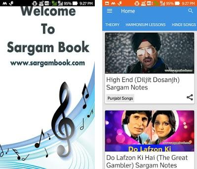 Sargam Book And Piano Daddy 18 02 apk download for Android