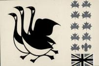 If this design had been chosen, I am certain Canada would be seen as far more menacing on the world stage because geese are evil.